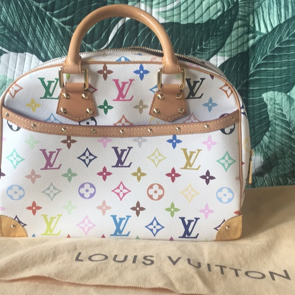 0b6d02150 Louis Vuitton Handbags - Louis Vuitton multicolore Trouville